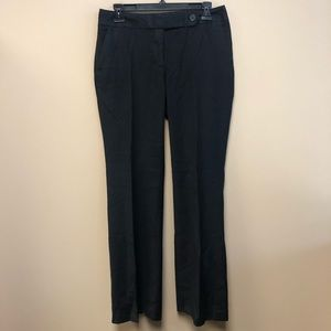 J.crew black wool favorite fit super 120's pants 4